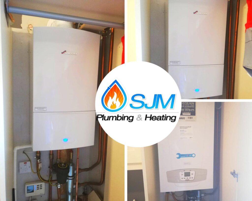 New Boiler installation in Dunboyne, Meath