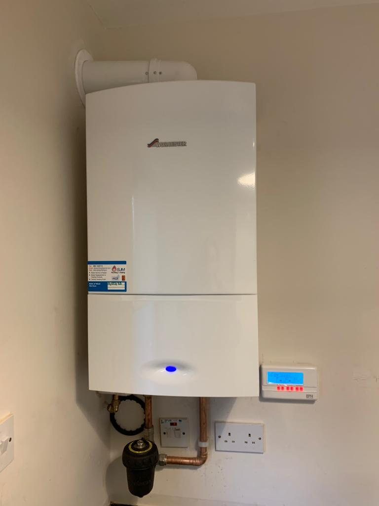 Worcester Gas Boiler Replacement